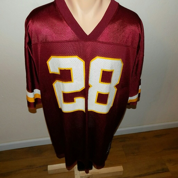 best website 0dd38 f0a13 Vintage Reebok Darrell Green Redskins Jersey